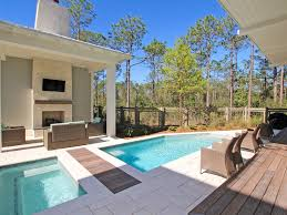 100 Modern Beach Home A Stunner In Watercolor Beautiful 4 Br Private