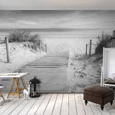 decomonkey fototapete strand meer 300x210 cm design