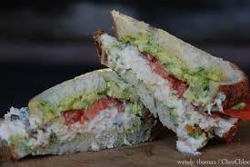 Wham Bam Thank you Ma am Tuna Sandwich  Wendy s Place