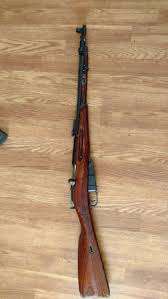 100 M44.com Found This M44 Mosin Nagant For A Steal I Decided To Refinish And