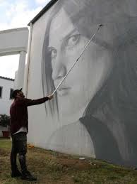 Famous Spanish Mural Artists by Melbourne Street Artist Rone Brings Spanish Embassy To Life With