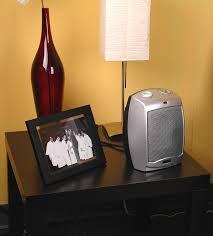 Easy Heat Warm Tiles Thermostat Recall by Lasko Electric Ceramic 1500w Heater Silver Black 754200