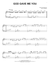 Sheet Music Digital Files To Print - Licensed Dave Barnes Digital ... 11 Best God Gave Me You Tammy And Terry Song Images On Pinterest Dave Barnes God Gave Me You Official Music Video Christian Barnesuntil Youlyrics Youtube 22 Lyrics Country Music Videos Planning Your Marriage While Wedding Week 14 In Best 25 Blake Shelton Lyrics Ideas Shelton Piano Sheet Teaser Jamie Grace Girl Lyric Im Girl I So Santa By Song License Musicbed The Ojays Need