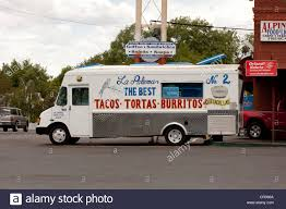 The Taco Truck Mexican Food Stock Photos & The Taco Truck Mexican ...