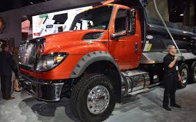International Unveils HV Series, A Severe Duty Truck Focused On ...