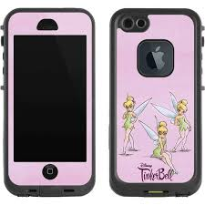 Tinker Bell Water Color Fre iPhone 5 5s SE Skin