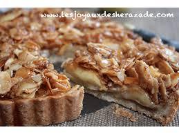 recette dessert aux pommes tarte aux pommes تارت التفاح les joyaux de sherazade