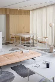 100 Interior Design Marble Flooring Terrazzo Apartment In Lithuania By DO Architects Yellowtrace