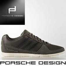 Adidas Porsche Design Sport 360 Bounce S New Mens Gray Shoes SIZE