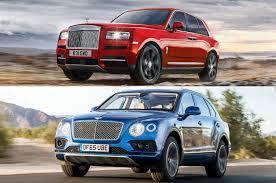 100 Rolls Royce Truck Refreshing Or Revolting Cullinan Vs Bentley Bentayga