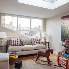 Loft Conversion With Skylight And Made To Measure Windows