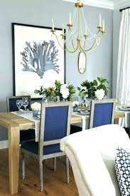 Blue Dining Room Table Navy Chairs Impressive