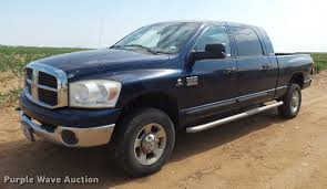 2007 Dodge Ram 2500 MegaCab Pickup Truck | Item EN9613 | SOL...