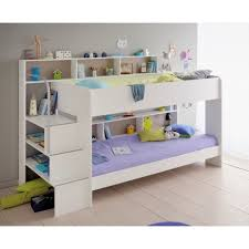 parisot bebop white bunk bed