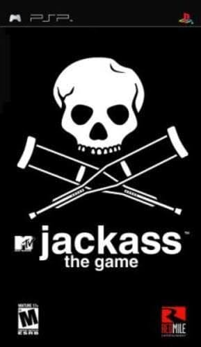 Jackass: The Game - Sony PSP