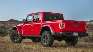 100 Truck Jeep Brings Back The Truck With Gladiator WISC