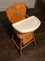 Thayer Vintage High Chair. Mid Century Wooden Baby Chair. The History And Future Of Baby High Chair Olla Kids Details About Antique High Chair Stroller Baby Potty A New Online Platform Makes It Easy To Shop For Vintage 7 Reasons Why 1950s Homes Rocked Big Chill Cut Out Stock Images Pictures Alamy Grandpas How Refinish And Update An Antique Bedroom Bathroom Vanity Chair Investing In Quality Fniture That Will Last You Lifetime 1948 When My Daughter Was Little Midcentury Scdinavian Ding Chairs Set Of Four Vintage C1950 Wd Allison Co Indianapolis Ind Walnut