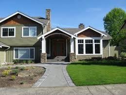 100 Split Level Curb Appeal Remodel House Exterior Splitlevel Exterior Makeover Split
