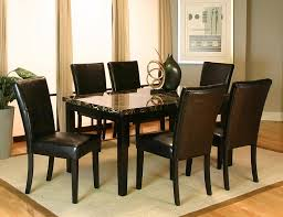 Stylish Brilliant Black 36 X 60 Dining Table Chairs At Cozynest Home Ideas