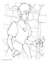 Disney Villains Coloring Pages 37GIF