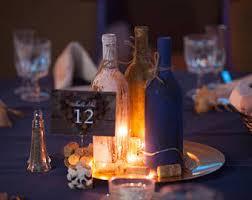 Wine Bottle Wedding Centerpieces Bridal Shower And
