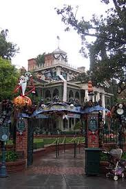 Nightmare Before Christmas Themed Room by Haunted Mansion Holiday Wikipedia