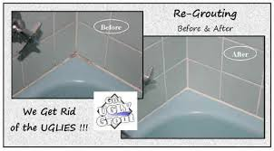 Regrout Bathroom Tile Video by Bathroom Bathroom Grout Replacement Modern On Bathroom With Tile