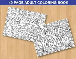 Full Size Of Coloring83 Excelent Curse Word Coloring Book Photo Inspirations
