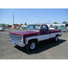 100 1979 Gmc Truck GMC 1500 Sierra Classic HD Pickup