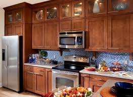 American Woodmark Cabinets Reviews Gallery Glamorous Kitchen