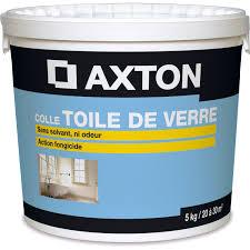 colle toile de verre prête à l emploi axton 5 kg leroy merlin