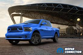 Ram Announces Special Edition 2018 Ram 1500 Hydro Blue Sport | Mopar ... 2011 Ram Mopar Runner News And Information Mostly Muscle Trucks Pinterest Dodge Pickup Reveals New 345 392 Hemi Engines For Old School Rides Unveils New Line Of Accsories 2019 1500 The Drive Is A Hemipowered Monster Truck Aoevolution Stage Ii Kit Jeep Wrangler Jk8 Rams Macho Power Wagon Makes Powerful Work Truck Thanks To Lowered 7293 Pics Forums Fca Showcase For In Chicago Top Speed Concept Gtcarlotcom Sweet Green Chrysler Plymouth