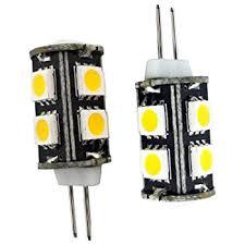 g4 led bulb 12v ac for landscape lighting 9smd 5050 1 6w warm