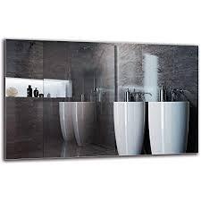 arttor spiegel ohne rahmen dekorative wandspiegel groß und spiegel klein bad dekoration und wohnzimmer deko verschiedene formen haus möbel