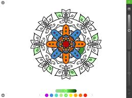 Bunch Ideas Of Printable Mandala Coloring App About Resume Sample