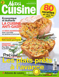 maxi mag fr recettes cuisine magazines cuisine food coverv reproindd with magazines cuisine
