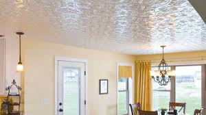 Sheetrock Ceiling Tiles Home Depot by Ceiling Faux Leather Panels 2 Stunning Decorative Ceiling Panels