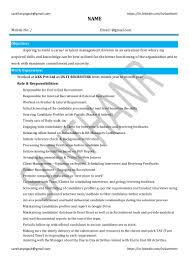 HUMAR RESOURCES HR RECRUITER RESUME TEMPLATE Sample Resume For Recruiter Position Leonseattlebabyco College Recruiter Resume Samples Velvet Jobs 1213 Sample Cazuelasphillycom Lead Iyazam 8 Executive Mael Modern Decor Talent 1415 Of Southbeachcafesfcom 12 Things That You Never Expect On Grad 11 Template Collection Printable Technical Doc It