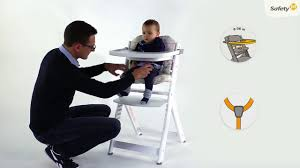 100 Safety 1st High Chair Manual Comfort Cushion For Timba High Chair User Manual YouTube