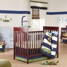 order nojo alligator blues crib bedding for your boy 6877634