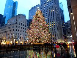 Rockefeller Plaza Christmas Tree by Big Apple Secrets Rockefeller Center Christmas Tree