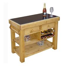 billot cuisine bois meuble billot sur mesure cantal en bois massif brut à peindre