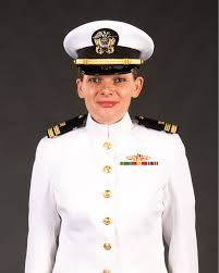Navy Dress Uniform Oasis amor Fashion