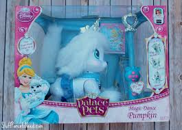 Palace Pets Pumpkin by The Hottest Licensed Toy Disney Princess Palace Pets Magic Dance