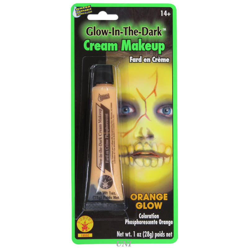 Rubie's Costume Co GID Orange Cream Makeup