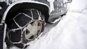 Chains: When Winter Tires Aren't Enough - The Globe And Mail