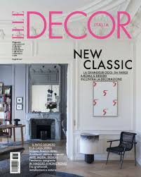 100 Best Magazines For Interior Design Elle Dcor May
