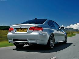 BMW M3 Coupe [UK] 2008 pictures information & specs