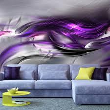 fototapete selbstklebend tapete 3d effekt abstrakt violett