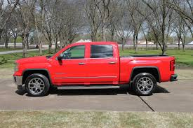 2015 GMC Sierra 1500 SLT Crew Cab Z71 Bi-Fuel Vehicle Gasoline And ...